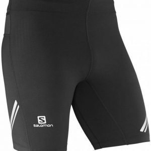 Salomon Agile Short Tight Musta L