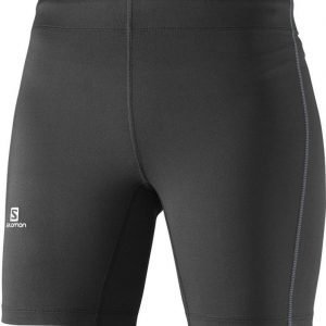 Salomon Agile Short Tight W Musta S