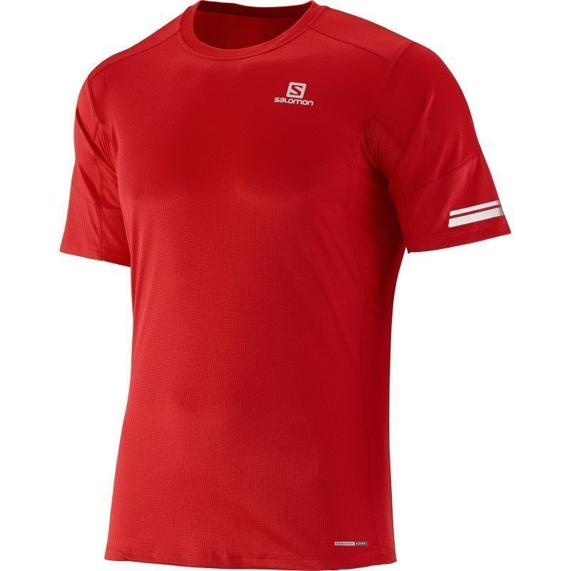 Salomon Agile Ss Tee Men's