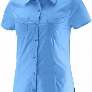 Salomon Charmed SS W Shirt Sininen M