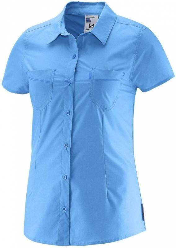 Salomon Charmed SS W Shirt Sininen S