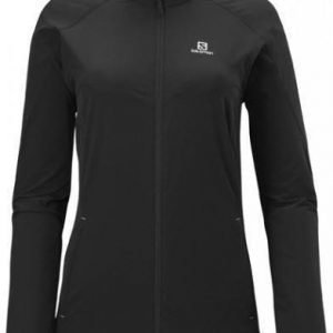 Salomon Darbon Light Jacket Women Musta XS
