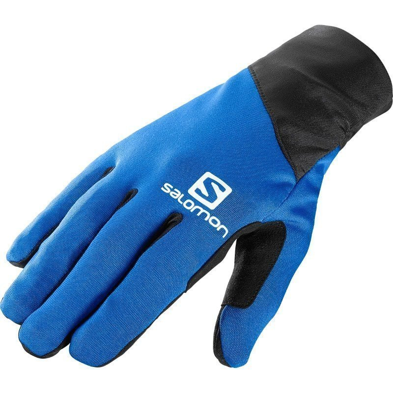 Salomon Discovery Glove M XL Blue Yonder
