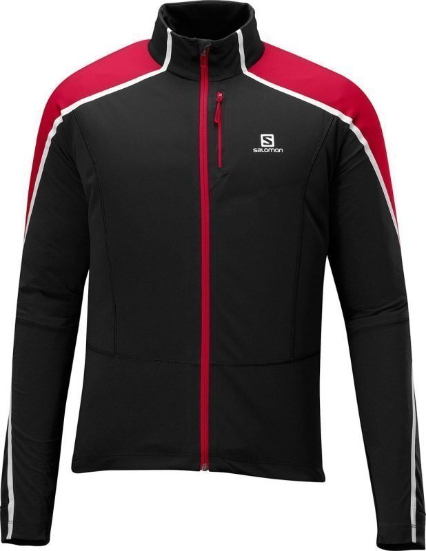 Salomon Dynamics Jacket Men Musta XL