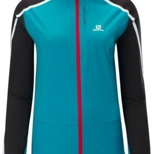 Salomon Dynamics Women's Jacket Sininen XL