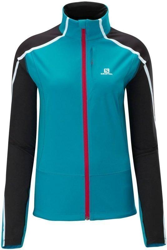 Salomon Dynamics Women's Jacket Sininen XL