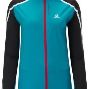Salomon Dynamics Women's Jacket Sininen XS