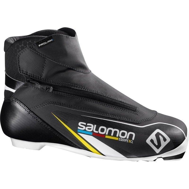 Salomon Equipe 8 Classic Prolink 8.5