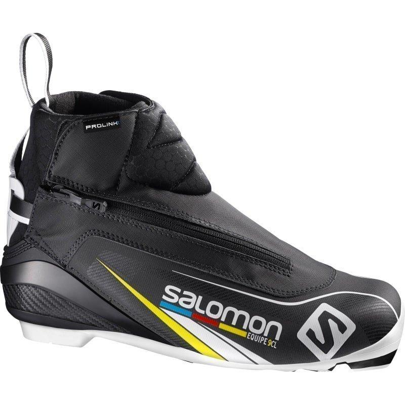 Salomon Equipe 9 Classic Prolink 8.5