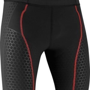 Salomon Exo Short Tight Musta L