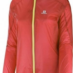 Salomon Fast Wing Jacket W Coral L