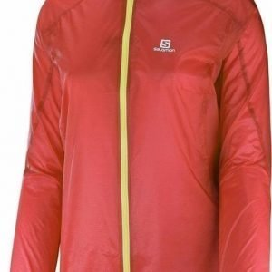Salomon Fast Wing Jacket W Coral XL