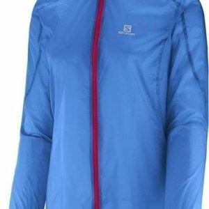 Salomon Fast Wing Jacket W Vaaleansininen M
