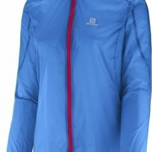 Salomon Fast Wing Jacket W Vaaleansininen XL