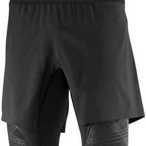 Salomon Intensity TW Short Musta L