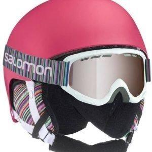 Salomon Kiana JR Helmet 2017 Pink M