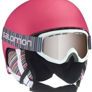 Salomon Kiana JR Helmet 2017 Pink S