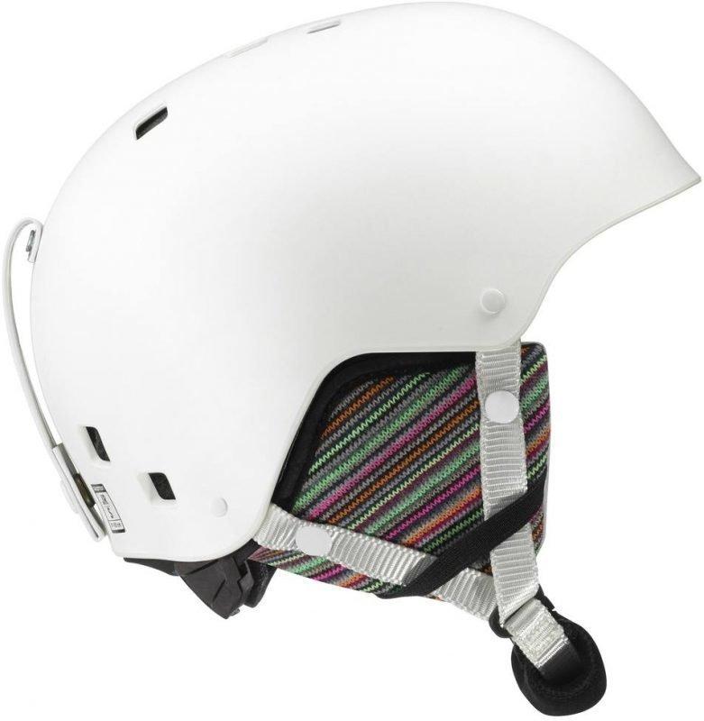 Salomon Kiana JR Helmet 2017 Valkoinen M