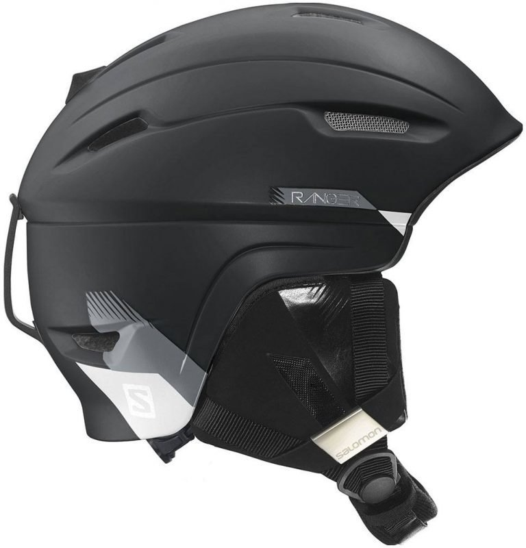 Salomon Ranger 4D Musta S