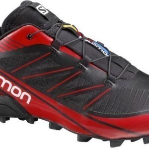 Salomon S-Lab Fellcross 3 Mustapunainen UK 5