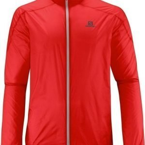 Salomon S-Lab Men's Light Jacket Punainen L