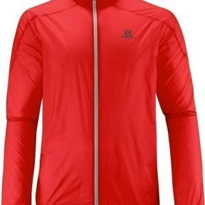 Salomon S-Lab Men's Light Jacket Punainen M