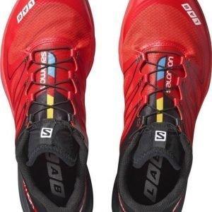 Salomon S-Lab Sense 3 Ultra SG punainen UK 6