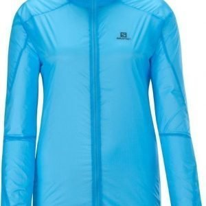 Salomon S-Lab Women's Light Jacket Vaaleansininen XL