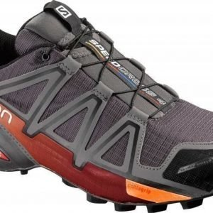 Salomon Speedcross 4 CS Harmaa UK 12