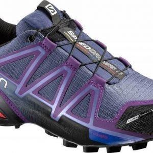 Salomon Speedcross 4 CS Women's Sininen/Lila UK 6