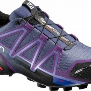 Salomon Speedcross 4 CS Women's Sininen/Lila UK 7