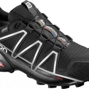 Salomon Speedcross 4 GTX Musta UK 11
