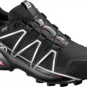 Salomon Speedcross 4 GTX Musta UK 7