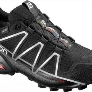 Salomon Speedcross 4 GTX Musta UK 8
