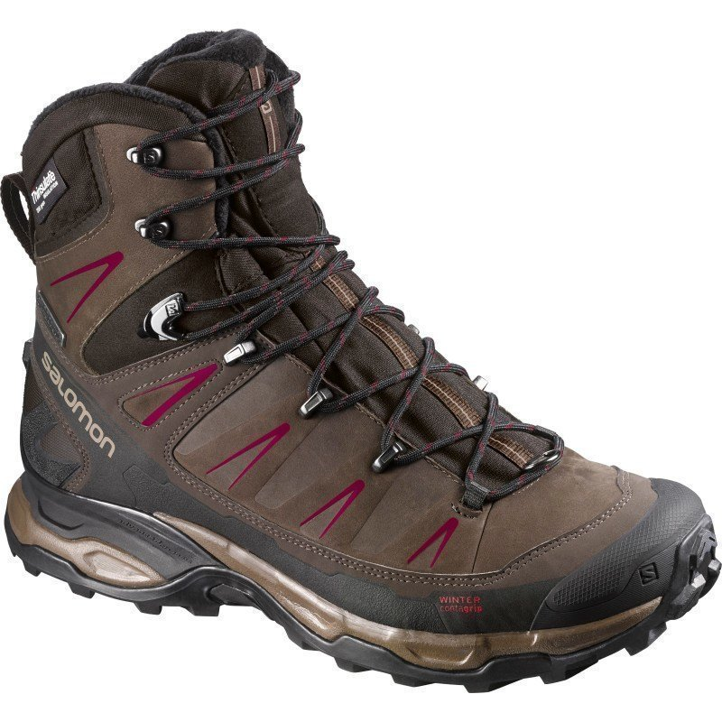 Salomon X Ultra Winter 7 Absolute Brown-X / Brown Black