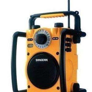 Sangean U-1 työmaa/Outdoor radio