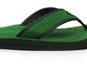 Sanuk Fur Real Cozy vihreä