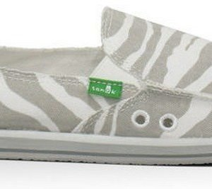 Sanuk I'm Game Zebra Gray