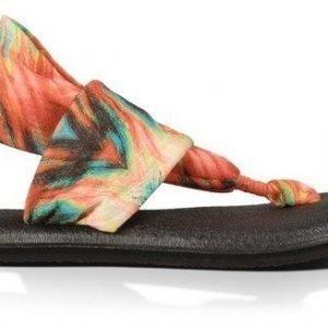Sanuk Yoga Sling 2 Prints WatermelonMulti