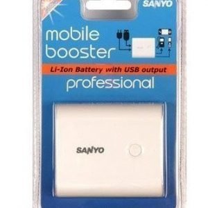 Sanyo Eneloop Mobile Booster KBC-L2B