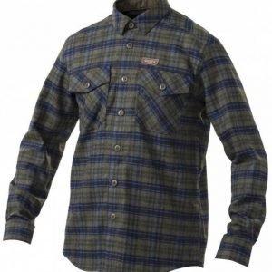 Sasta Alaska -paita Dark Olive M