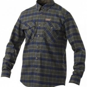 Sasta Alaska -paita Dark Olive S