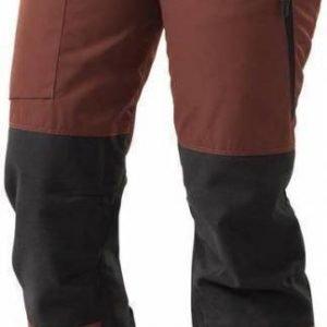 Sasta Jero Pants Women Tummanpunainen 42