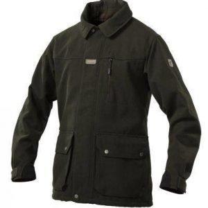 Sasta Louhi Jacket Tummanvihreä L
