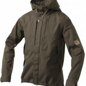 Sasta Nuuksio Jacket Tummanvihreä L