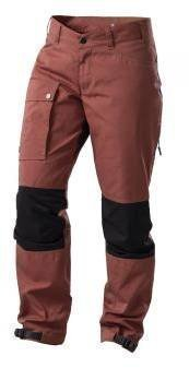 Sasta Vuonti W -housut Tummanpunainen 46n