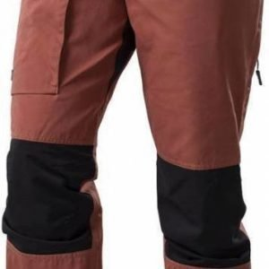 Sasta Vuonti -housut Tummanpunainen 48