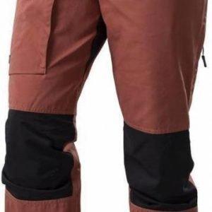Sasta Vuonti -housut Tummanpunainen 58