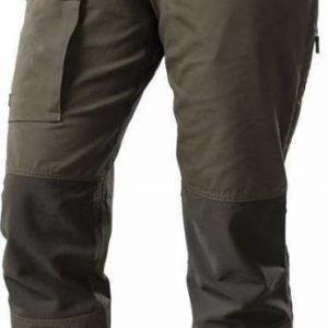 Sasta Vuonti -housut Tummanvihreä 46m