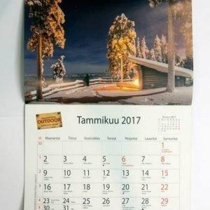 Scandinavian Outdoor Vuosikalenteri 2017